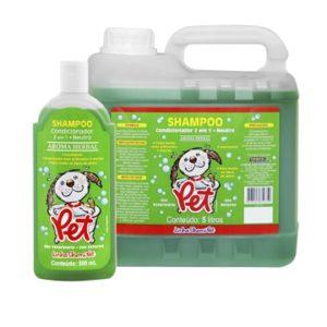 Shampoo Condicionador Pet® 2 em 1 Aroma Herbal