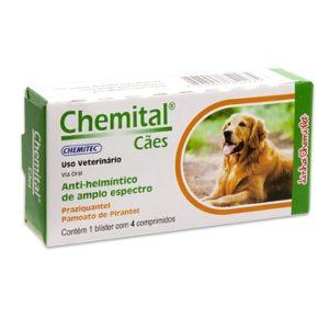 Vermífugo Chemital® Cães
