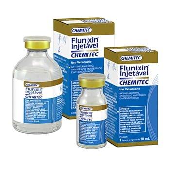Anti-inflamatório Flunixin Injetável