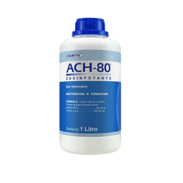 Desinfetante ACH-80