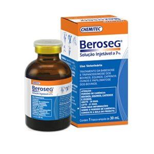 Quimioterápico Beroseg® Solução Injetável 7%